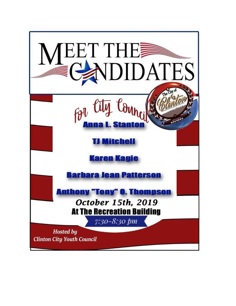Meet the Candidates Night 2019